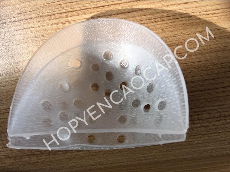 Khuôn làm yến rút lông bằng nhựa